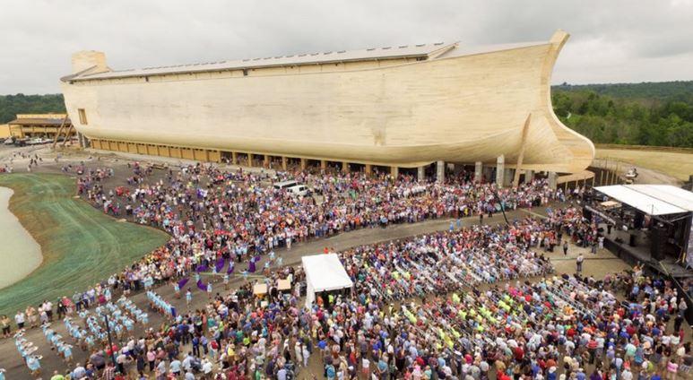 Location Of Ark In Kentucky I 64 In Kentucky Elsavadorla